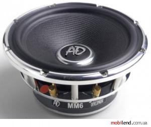 AD Audio MM6