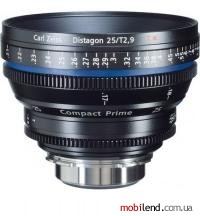 Carl Zeiss Compact Prime CP.2 T2.9/25 T*